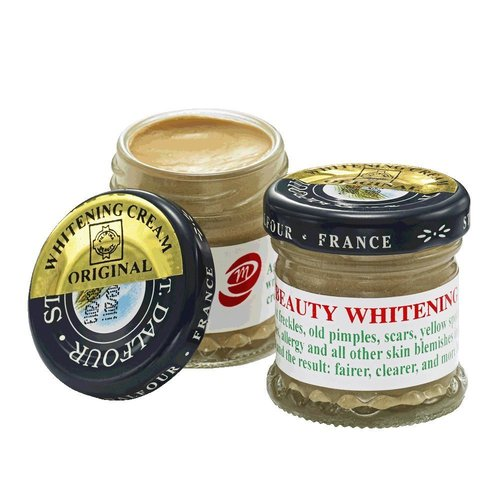 샹달프/무료배송/Authentic St. Dalfour Gold Seal Beauty Whitening Cream Red M[미국직배송]